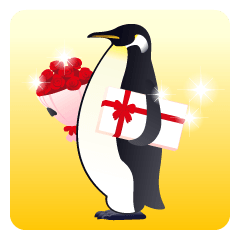 Emperor Penguin the humorous