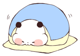 Yururin Panda ver.4 sticker #9384984