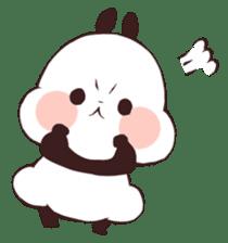 Yururin Panda ver.4 sticker #9384986
