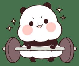 Yururin Panda ver.4 sticker #9384989
