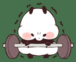 Yururin Panda ver.4 sticker #9384990
