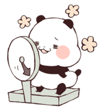 Yururin Panda ver.4 sticker #9384992