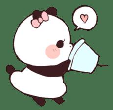 Yururin Panda ver.4 sticker #9384997