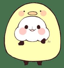 Yururin Panda ver.4 sticker #9385000