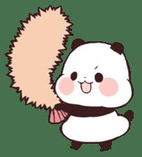 Yururin Panda ver.4 sticker #9385005