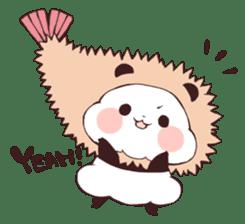 Yururin Panda ver.4 sticker #9385006