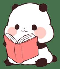 Yururin Panda ver.4 sticker #9385009
