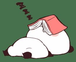 Yururin Panda ver.4 sticker #9385010