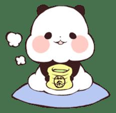 Yururin Panda ver.4 sticker #9385011