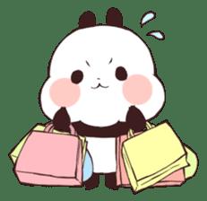 Yururin Panda ver.4 sticker #9385012
