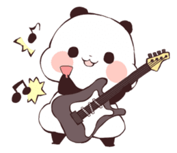 Yururin Panda ver.4 sticker #9385013