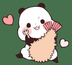 Yururin Panda ver.4 sticker #9385014
