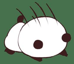 Yururin Panda ver.4 sticker #9385015