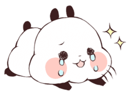 Yururin Panda ver.4 sticker #9385016