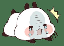 Yururin Panda ver.4 sticker #9385017