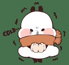 Yururin Panda ver.4 sticker #9385018