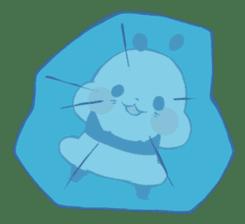 Yururin Panda ver.4 sticker #9385019