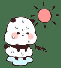 Yururin Panda ver.4 sticker #9385021