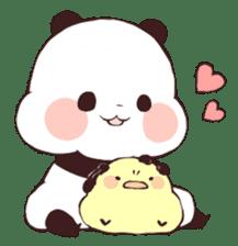 Yururin Panda ver.4 sticker #9385023