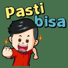 Momo Si Anak Kekinian sticker #9390348