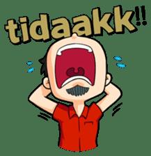Momo Si Anak Kekinian sticker #9390351