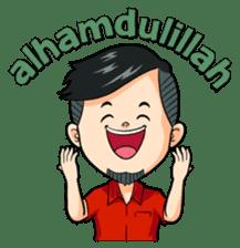 Momo Si Anak Kekinian sticker #9390355