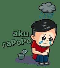Momo Si Anak Kekinian sticker #9390359