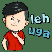 Momo Si Anak Kekinian sticker #9390369