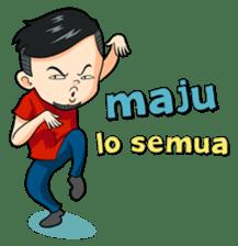 Momo Si Anak Kekinian sticker #9390380