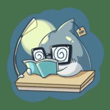 Shark -chan sticker #9390998