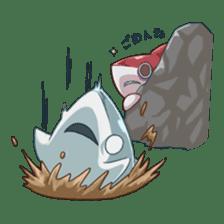 Shark -chan sticker #9391022
