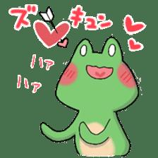 Frog KEROYAN Sticker -BASIC- sticker #9391518