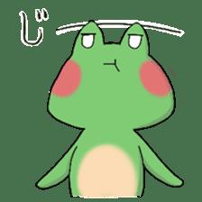 Frog KEROYAN Sticker -BASIC- sticker #9391528