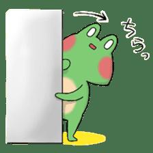 Frog KEROYAN Sticker -BASIC- sticker #9391529
