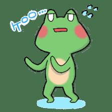 Frog KEROYAN Sticker -BASIC- sticker #9391530