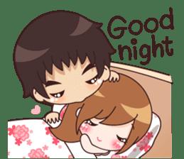 My Valentine(EN) sticker #9393666