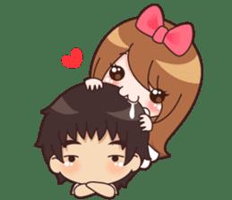 My Valentine(EN) sticker #9393667
