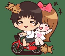 My Valentine(EN) sticker #9393668