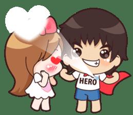 My Valentine(EN) sticker #9393671