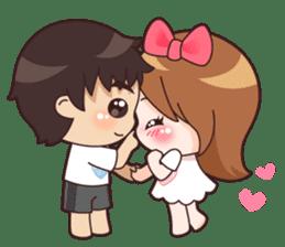 My Valentine(EN) sticker #9393672