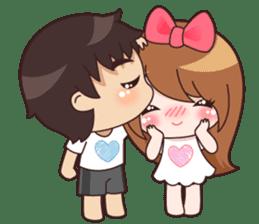 My Valentine(EN) sticker #9393674