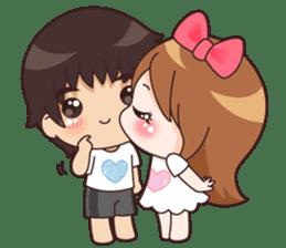 My Valentine(EN) sticker #9393675
