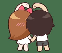 My Valentine(EN) sticker #9393678