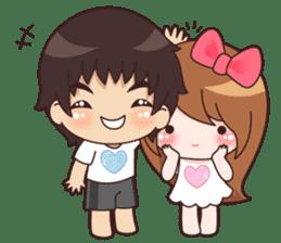 My Valentine(EN) sticker #9393680
