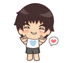 My Valentine(EN) sticker #9393695