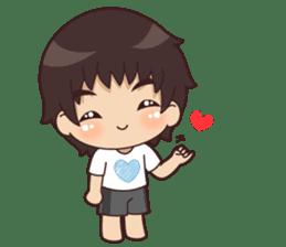 My Valentine(EN) sticker #9393696