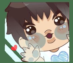 My Valentine(EN) sticker #9393699