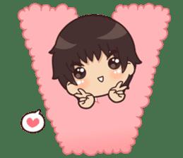 My Valentine(EN) sticker #9393702