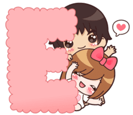 My Valentine(EN) sticker #9393703