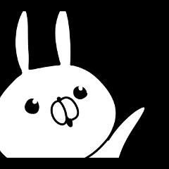 Yamaguchi dialect white rabbit